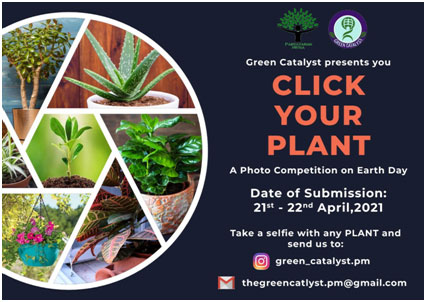 CLICK YOUR PLANT