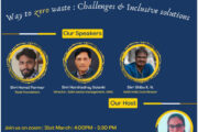 Way to ZERO waste: Challenges & Inclusive solutions