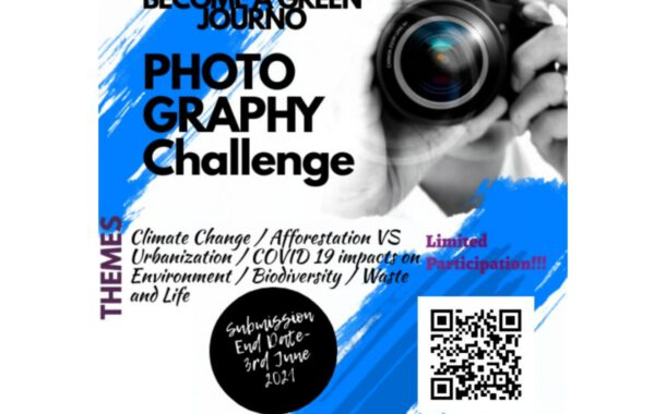 Photography Competition Become a GREEN Journo