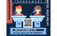 Debate LIVE tournament
