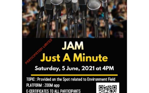 JAM Just A Minute